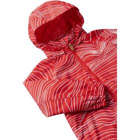 Reima Finbo Reimatec Jacket Boys, tomato red